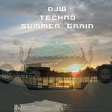 DJW - Techno Summer Brain 09