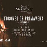 Diego Berrondo - Live @ Maríntimo (14.10.2017)