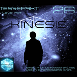 Tesserakt Kloudkast 26 mixed by Kinesis