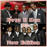 Boyz II Men VS New Edition (Slow Jams)