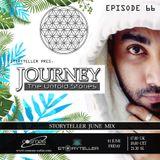 Journey - 66 Storyteller June Mix on Cosmos Radio - Germany [01.06.18]