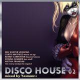 DISCO HOUSE 02 (Curtis Mayfield, Kenny Carpenter, Donna Summer, Aretha Franklin)
