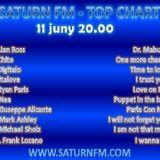 Radio Saturn FM - Top Chart  (DJ-s  Vadim Timkaev &  M@rgO) - 1 part (11.06.2017)