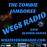 The Zombie Jamboree with Dj Robin Graves recorded live 4/15/2017