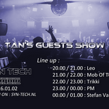 PM  - Guest mix for Syn Tech Radio (NL)