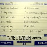 Mad Season - Above - Side A - [TDK FE60]