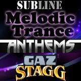 MELODIC TRANCE ANTHEMS 2018 (GAZ STAGG)