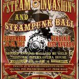 Steampunk Ball Live Sepia Tones Set September 30, 2012 Steam Punk