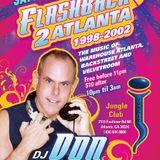 Flashback to Atlanta  The First Party 6-2009 at Jungle-DJ Don Bishop