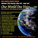 One World One Voice 70