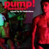 PUMP! TUESDAYS (Sampler Mix) (The Sexiest Little Go Go Boy Contest In Toronto at Zipperz)