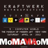 Kraftwerk - The Museum of Modern Art, New York, 2012-04-14