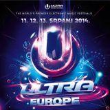Laidback Luke - Live @ Ultra Europe 2014 (Split, Croatia) - 12.07.2014