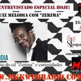 """Programa """"Sampa Clipping"""" 07/OUT/2014 Entrevistado LUIZ MELODIA"""