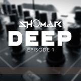 DEEP MIX Episode.1 (By shomar)