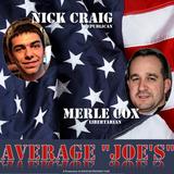 Average Joe's 2017 – Episode 1.5 – Tump Inauguration