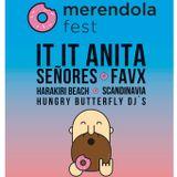 Cazando Mariposas Especial Merendola Fest