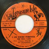 THE GLORIOUS SOUND OF DUKE REID'S TREASURE ISLE RECORDS