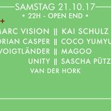 UniTy - Klangfamilie @ Stilvoll Club Neuss 21.10.17