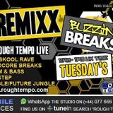 Remixx live on Rough Tempo - 30 / 12 / 14