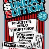 DJ Melo - Sunday Edition pt 3 (12-11-11)