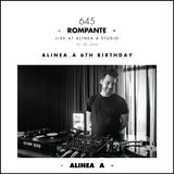 Alinea A #645 Rompante (Alinea A 6th Birthday)