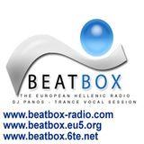 DJ PANOS - RADIO BEATBOX TRANCE SESSIONS 02-02-13