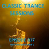 Merusi presents Classic Trance Sessions 017 (2015-12-27) (New Year Special) (Part 1)