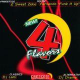 4 Flavors