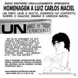 MAQUINA DO TEMPO #26 LUIS CARLOS MACIEL