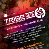 DJ Spinna & Rich Medina - Tribe Gets DEEP WMC 2012 Live at the Vagabond