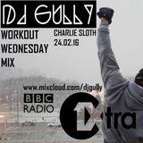 Charlie Sloth Workout Wednesday Mix (BBC 1Xtra)