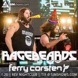Ragebeards Radio 020 Live - Ferry Corsten Rev Jan 2018