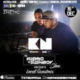 Kueymo & Sushiboy KFM Podcast Ep 108 ft Khairoy & nskO