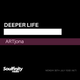 01- DEEPER LIFE - SOULFINITY RADIO - ARTjona