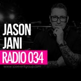 Jason Jani x Radio 034