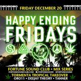 Happy Endings x Tormenta Tropical (2013)