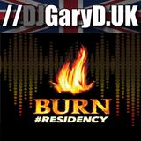 BURN RESIDENCY 2017 –  DJGaryD.UK