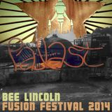 Bee Lincoln @ Fusion Festival 2014 / Palast