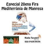 7octubre17 Especial 20ena Fira Mediterrània de Manresa