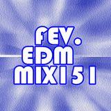 FEV. EDM Mix 151 Beautiful Sky