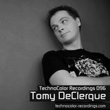 TechnoColor 96 - Tomy DeClerque exclusive mix