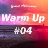 Warm Up #04 - Deep House Mini Mix (Live)