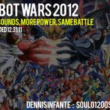 Robot Wars 2012: Popping Tracks
