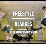 Freestyle Remixes - DJ Carlos C4 Ramos