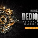 Diffused - DEDIQATED - 20 Years of Q-Dance - Warm Up Mix