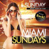 SneaQ vs UV - Knee deep in Easter at Miami Sundays 1014.20.04