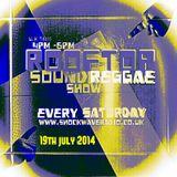 rooftop on shockwave radio 19th july 2014
