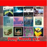 Prog-Watch 512 - Variety + Intervals on Progressive Discoveries