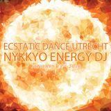 Ecstatic Dance Utrecht January 12 2018 - Nykkyo Energy DJ